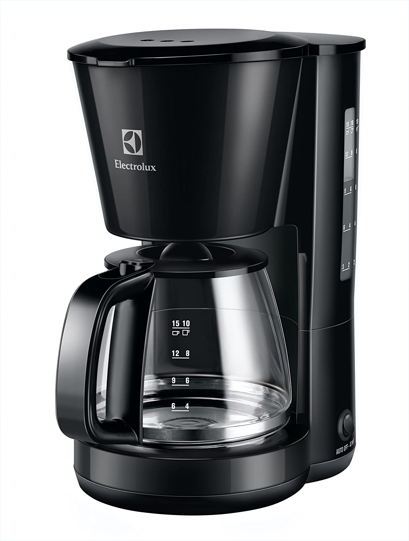 Electrolux EKF3200 - Cafetera (Independiente, Negro, Goteo, Café, 1,4L, Totalmente automática): Amazon.es: Hogar