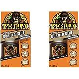 Gorilla 50002-2 Original Glue, 2 oz, Brown, (Pack of 2), 2 - Pack, Piece