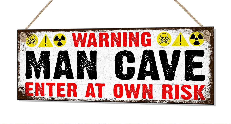 Personalised Metal Sign Dad Grandad SHED WORKSHOP GARAGE Man Cave Rules Gift