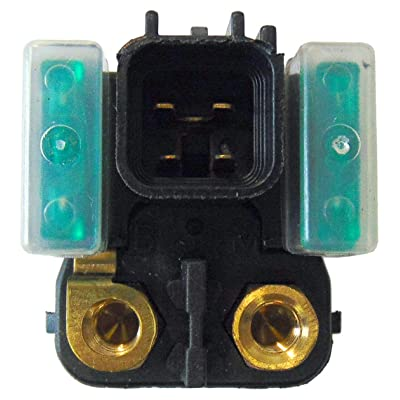 5UG Starter Relay Solenoid Compatible with Yamaha YXR 450 660 Rhino: Automotive