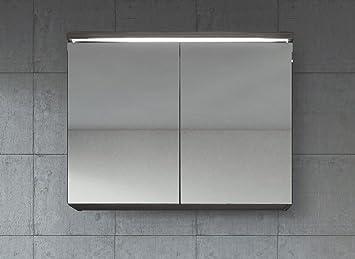 Spiegelschrank Paso 80 cm Bodega - Schrank Spiegelschrank Spiegel ...