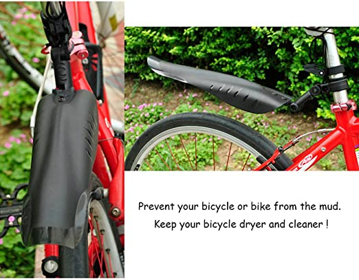 MTB Bike Mudguards Mountain Bicycle Mudguard Cycling Road Tire Front FenderME
