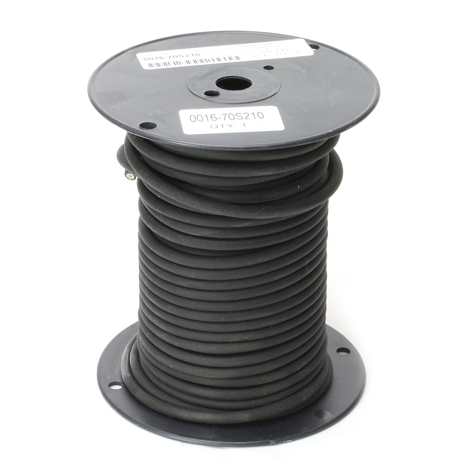 Amazon.com: Pertronix 70S210 Flame-Thrower Black 7mm Spark Plug Wire ...