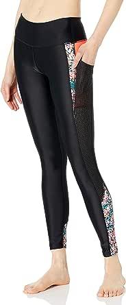 Body Glove Women's Aloha Hybrid Surf Legging Swimsuit with UPF 50+