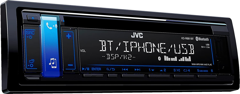 Jvc Kd R881bt Usb Cd Receiver Mit Bluetooth Inklusiv Scart To Hdmi Images Pictures Findpik Elektronik