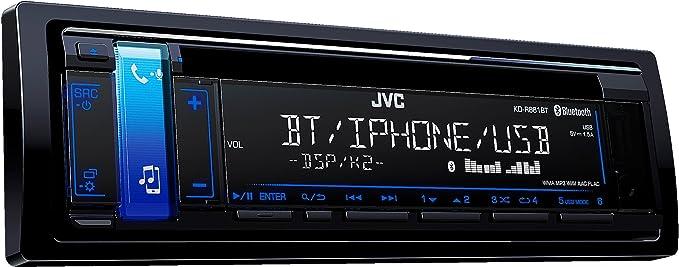 JVC KD-R751 Receiver Driver