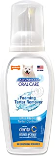 product image for Nylabone Advanced Oral Care Foaming Tartar Remover for Dogs, 4 oz.
