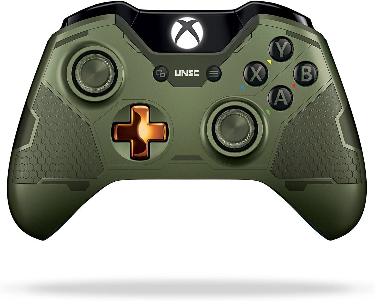 Xbox One Limited Edition Halo 5: Guardians Master Chief Wireless ...