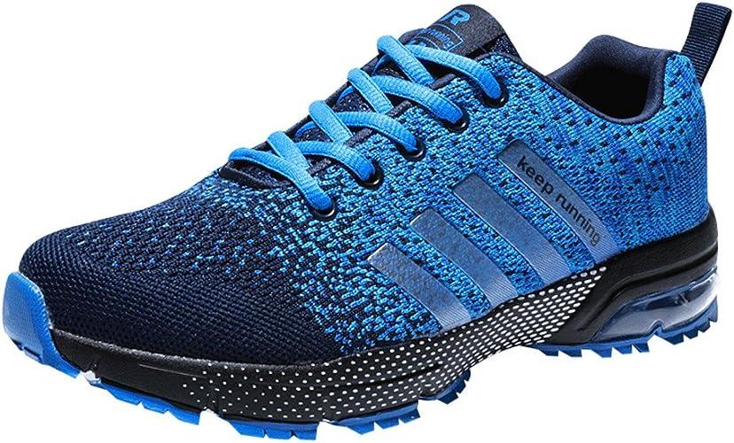 Zapatillas de Deportivas para Correr Mujeres Atletico Running Air ...