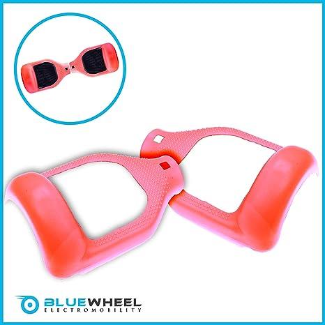 Bluewheel Funda protectora de silicona para patinete ...