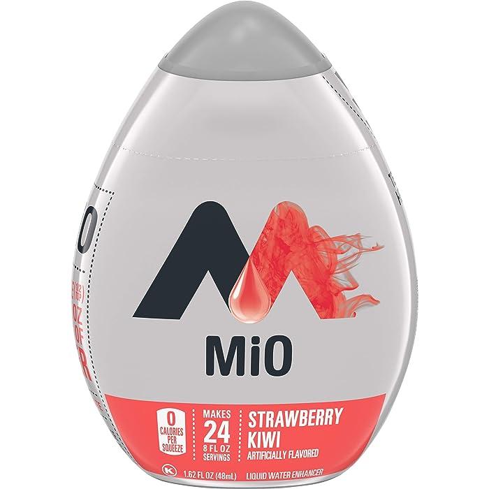 Mio Strawberry Kiwi Liquid Water Flavoring Enhancer 12-1.62 fl. oz. Bottles