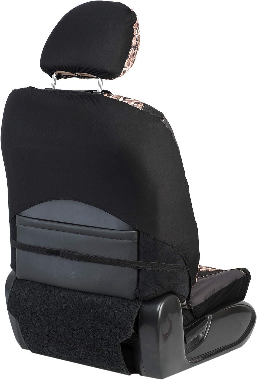 Ducks Unlimited Camo Seat Cover Low Back Du Shadow Grass Blades Single DU Shadow Grass Blades