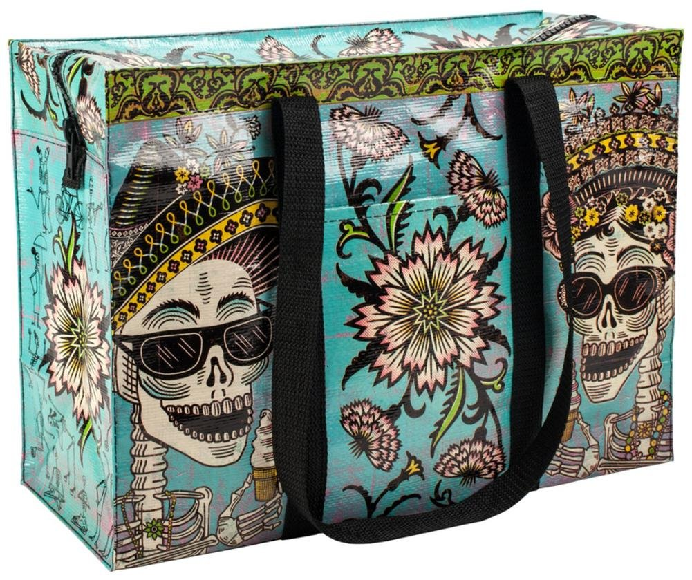 Blue Q Bags, Shoulder Tote, Day of The Dead