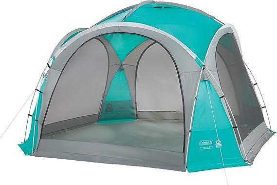 Coleman Event Dome - Carpa para Fiestas con Varillas de Acero, Gazebo, Tienda de Eventos, protección Solar SPF 50+