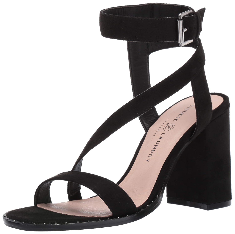 e14d36c461 Amazon.com | Chinese Laundry Women's Simi Heeled Sandal | Heeled Sandals
