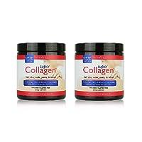 NeoCell Super Collagen Powder, Collagen I & III, 7 oz - 2 Pack