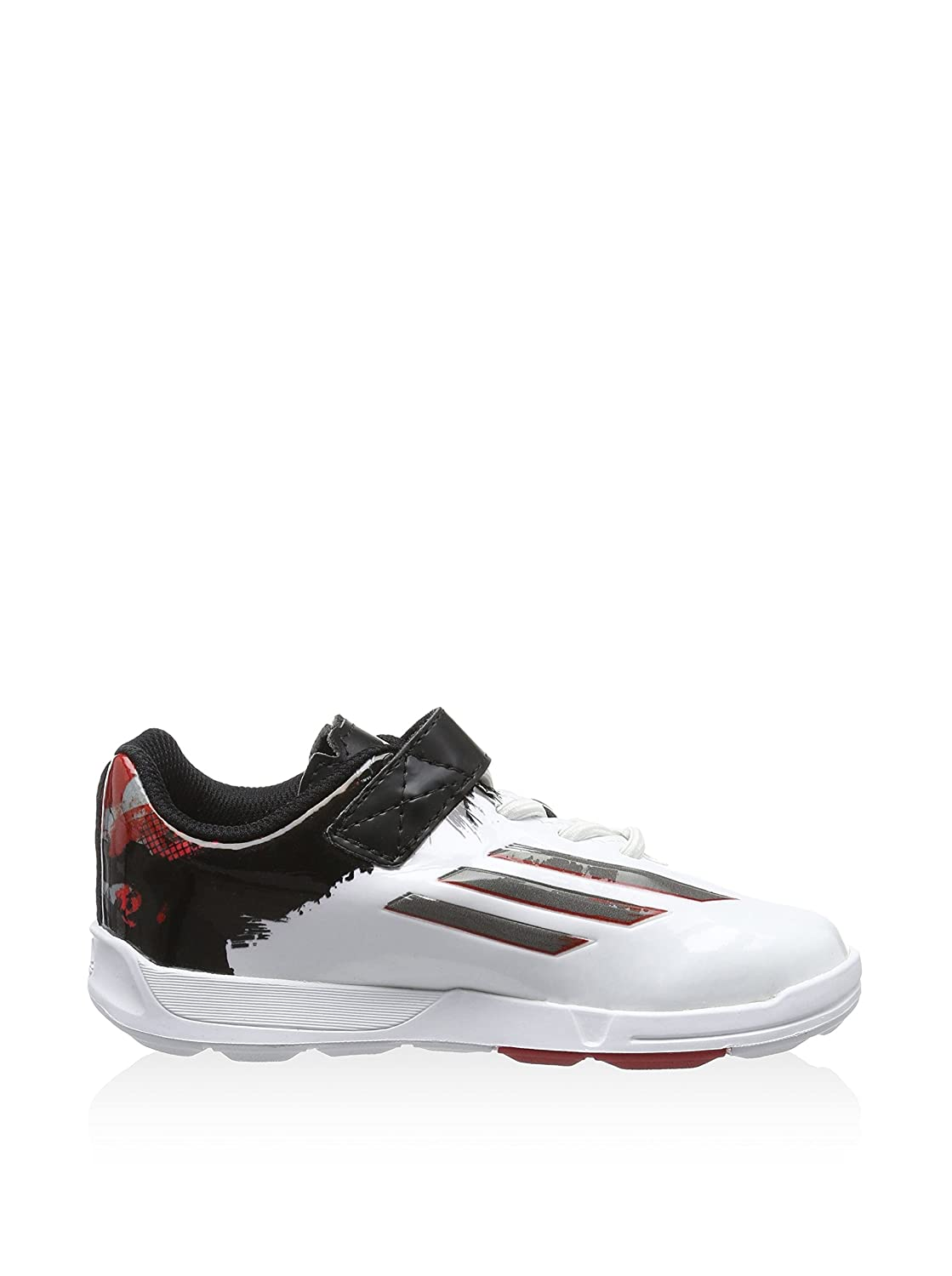 Adidas Zapatillas F10 TF J Blanco/Negro/Burdeos EU 22 (UK 5.5 C) 7p2E9H