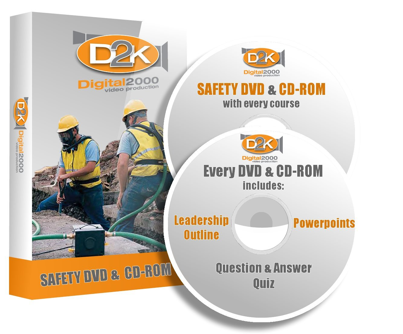 Chains, Cranes, Hoists, Slings Safety Training DVD