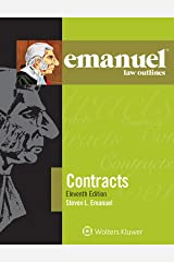 Emanuel Law Outlines for Contracts (Emanuel Law Outlines Series) Kindle Edition