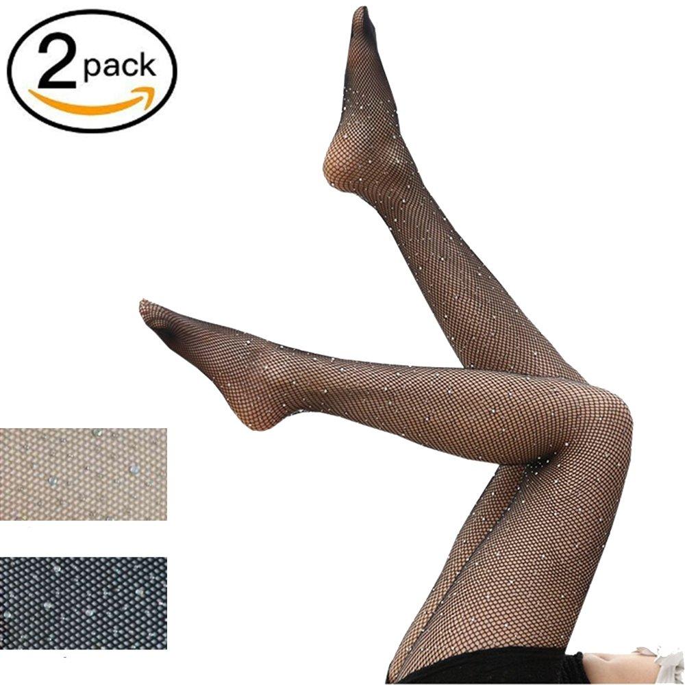55cm Sexy Girls Tights Stockings For Children Girls Bottoming Outwear Rhinestone Crystal Stockings Kids Long Fishnet Stockings Mother & Kids Girls' Clothing