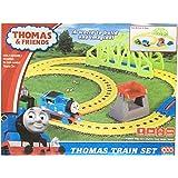 Thomas Trains With Loader, Bridge and Changable Tracks ,