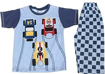 JM.M Sleepwear For Boys, Multi Color - 2725182552229