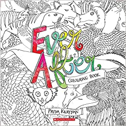 Buy Ever After Colouring Book Online At Low Prices In India