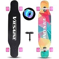 """AX Longboard Palma 117cm 9 ALU truck/"""" 90425 Ricreazione outdoor Skateboard New"""