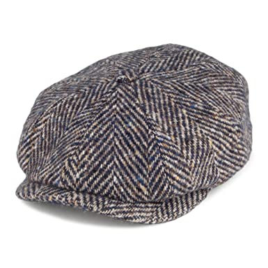 Village Hats - Boina - para hombre Azul Blue-Brown XX-Large ...