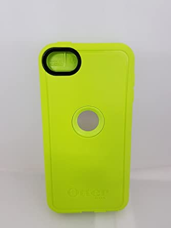 half off d074f 8d792 OtterBox Defender Series Case for Apple iPod Touch 5th Generation Retail  Packaging - Green