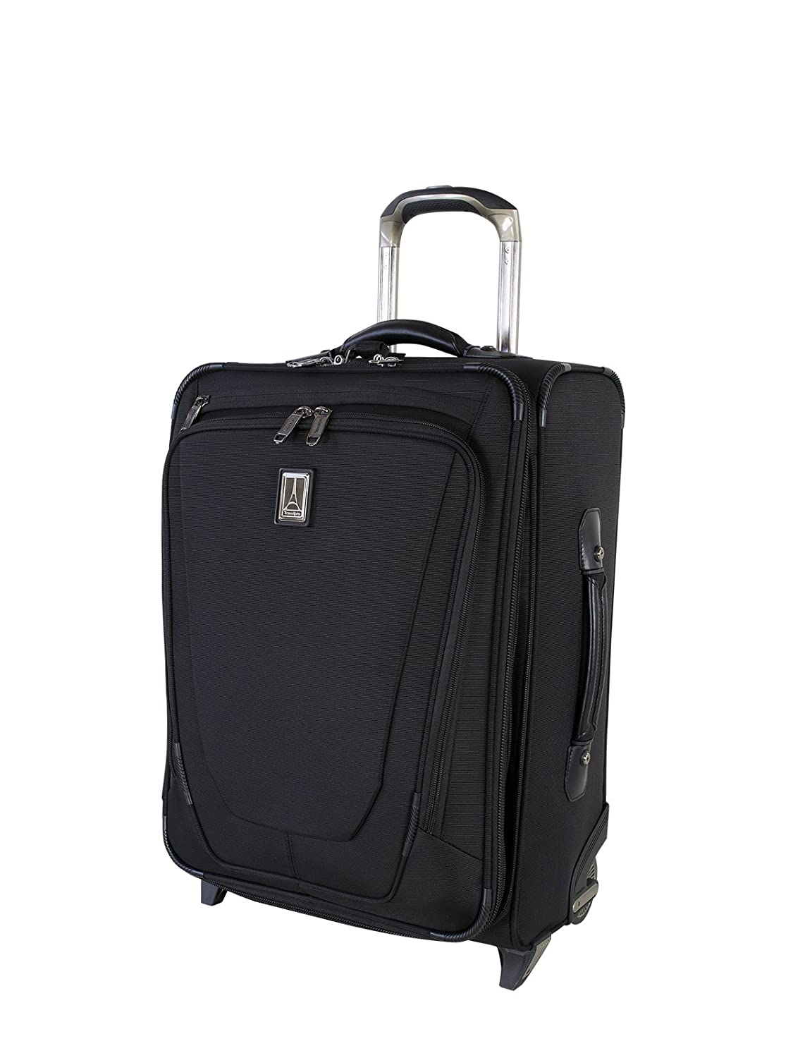 Travelpro Crew 11 International Carry-on - Expandable Rollaboard with Exterior USB Port 20-Inch, Black TP-HOLIDAY GROUP LIMITED 4071620009