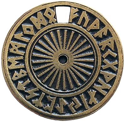 Zala Ancient Talisman Symbols Futhark Keys To True Say Amazon