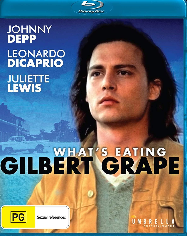 WhatS Eating Gilbert Grape Edizione: Stati Uniti Italia Blu ...
