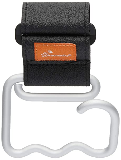 Amazon.com: Dreambaby XL Jumbo Stroller Hook - Use with Strollers, Wheelchairs, Walkers, and More (Ezy-Fit Giant): Baby