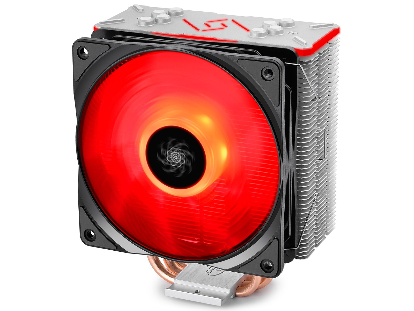 DeepCool RGB CPU Cooler 4 Heat Pipes 120mm RGB Fan Universal Socket Solution (GAMMAXX GT)