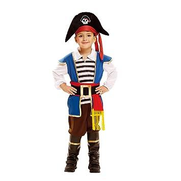 My Other Me Me-202004 Disfraz de pequeño pirata para niño, 3-4 ...