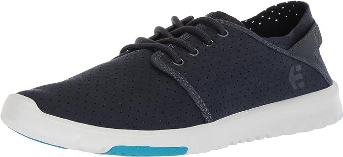 Etnies Scout Sneakers Herren Dunkelgrau/Blau (Azul)
