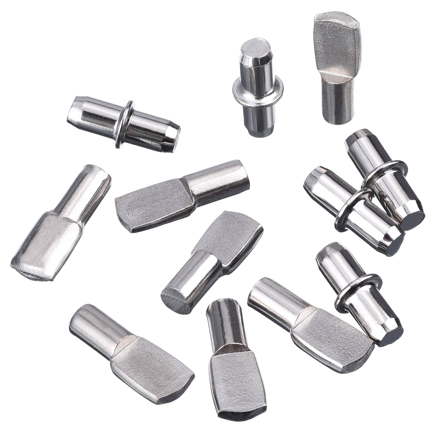 eboot hardware 100 pieces stainless steel shelf pins
