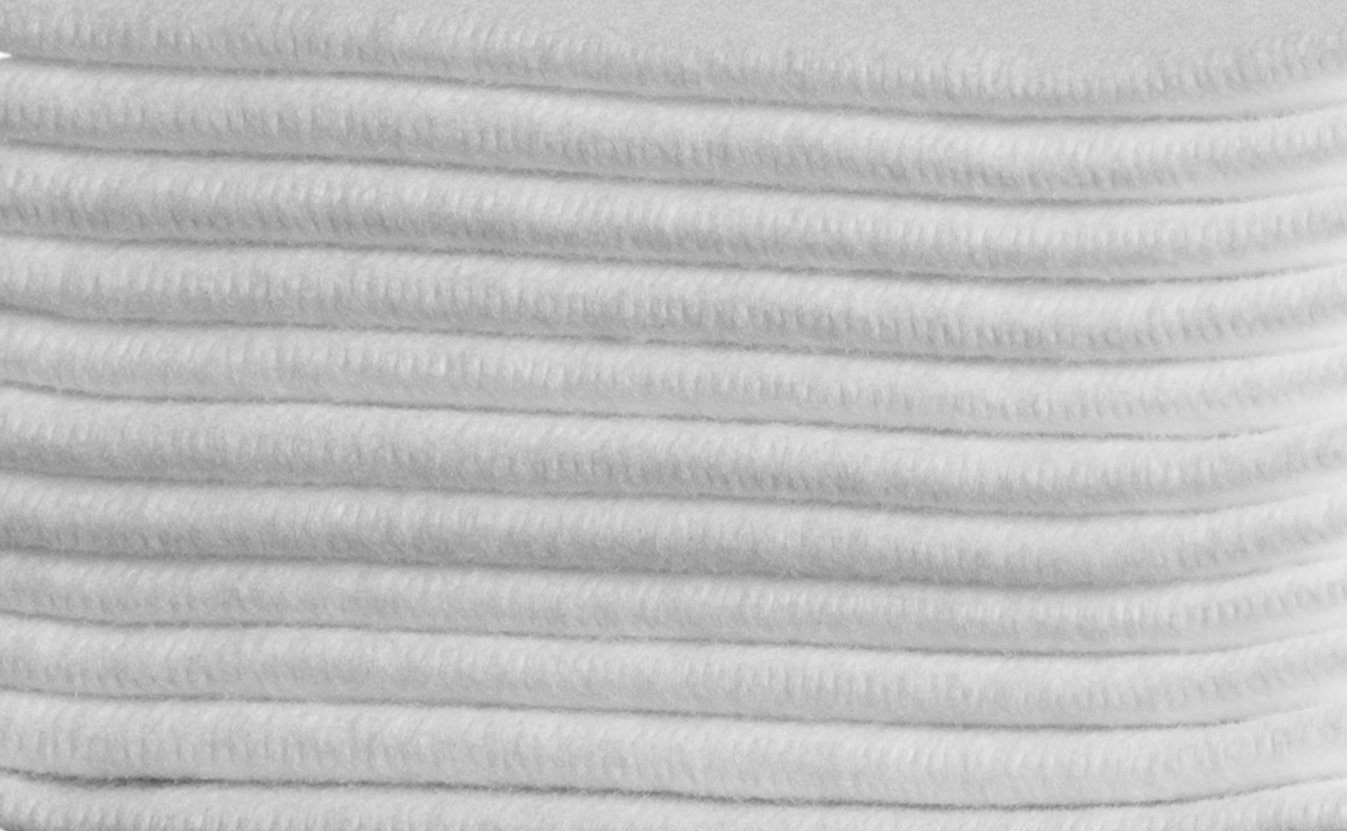Linen Feel Disposable Guest Towels - Cloth Like White Paper Hand Napkins 200 Pack - Highly Absorbent, Soft Fancy Guest Hand Towels For Bathroom, ...