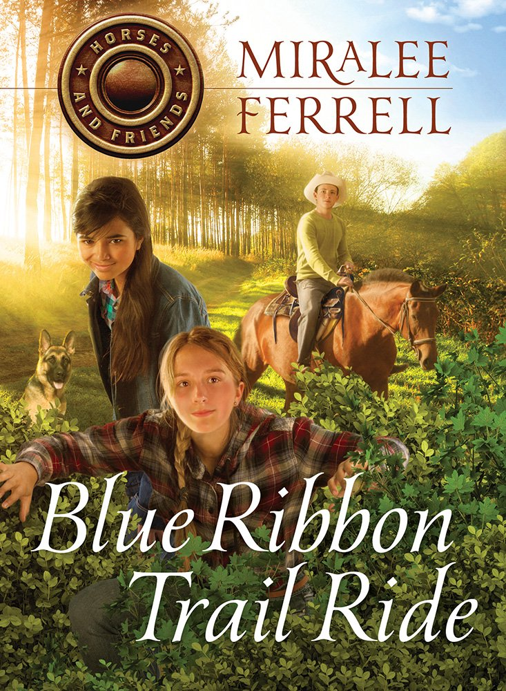 Read Online Blue Ribbon Trail Ride (Horses and Friends) PDF