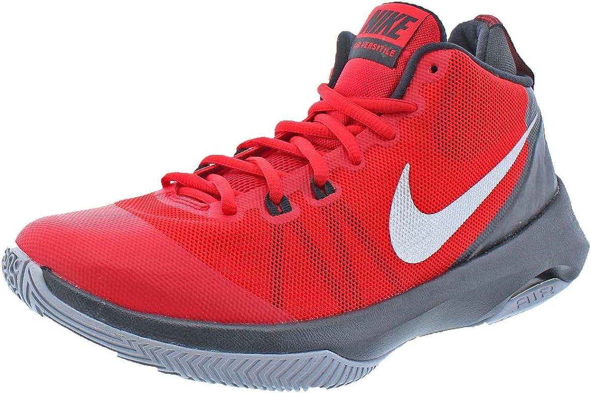 Nike 852446-600, Zapatillas de Baloncesto para Mujer, Rojo ...
