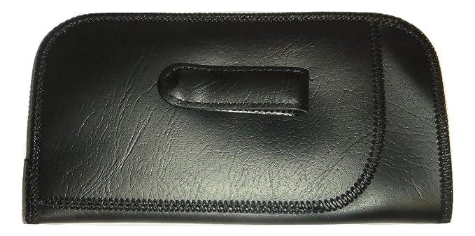 Amazon.com: Clip de bolsillo Funda de anteojos con bolsa ...