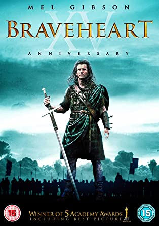 Braveheart  Dvdassorted Cover Images