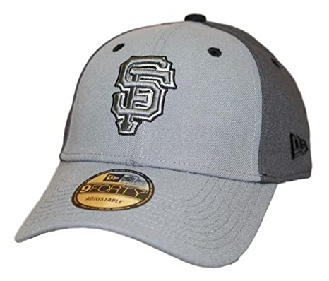 5f16354c Amazon.com : New Era San Francisco Giants MLB 9Forty The League Pop ...