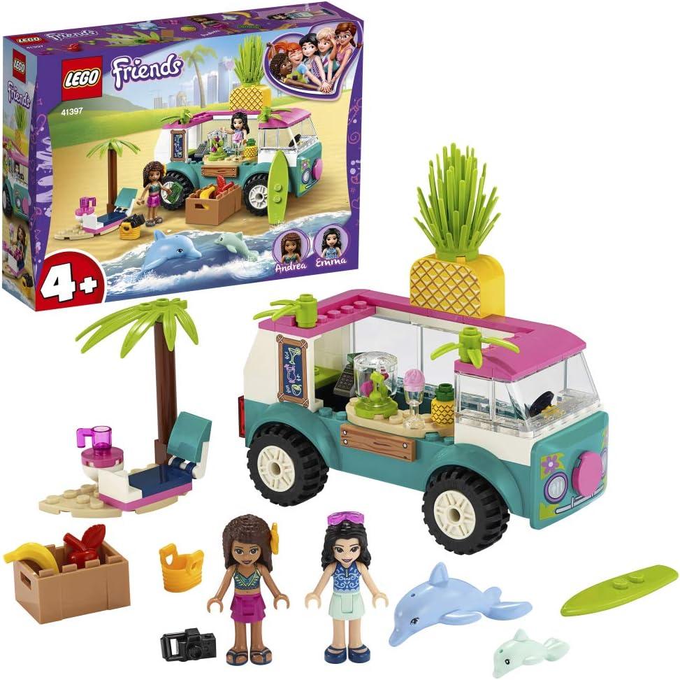 レゴ(LEGO) フレンズ エマのフレッシュジュース・ワゴン 41397
