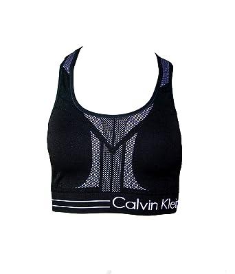 ddbfcf6aa75 Calvin Klein Performance Reversible Racerback Sports Bra