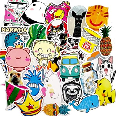 Vinyls Sticker Decals for Mug, Cell phone, Door, Wall, Laptop, Cars, Graffiti, Motorcycle, Bicycle, Skateboard Luggage, Water bottle, Bumper Stickers decal Hippie: Automotive