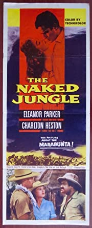 Can suggest the naked jungle movie consider, that