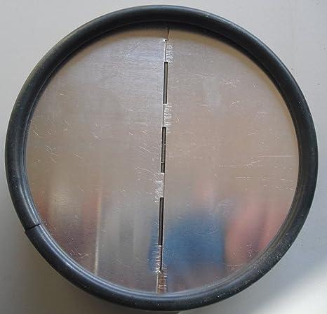 Válvula Antirretorno NW125 Campana Válvula antirretorno ablufttrockner bdsi125: Amazon.es: Grandes electrodomésticos
