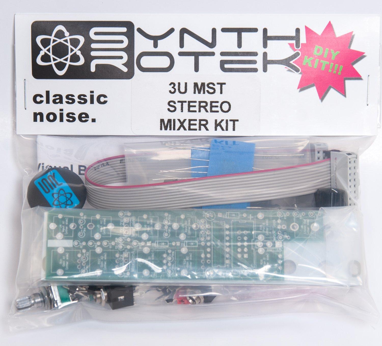 MST Stereo Output Mixer DIY Kit
